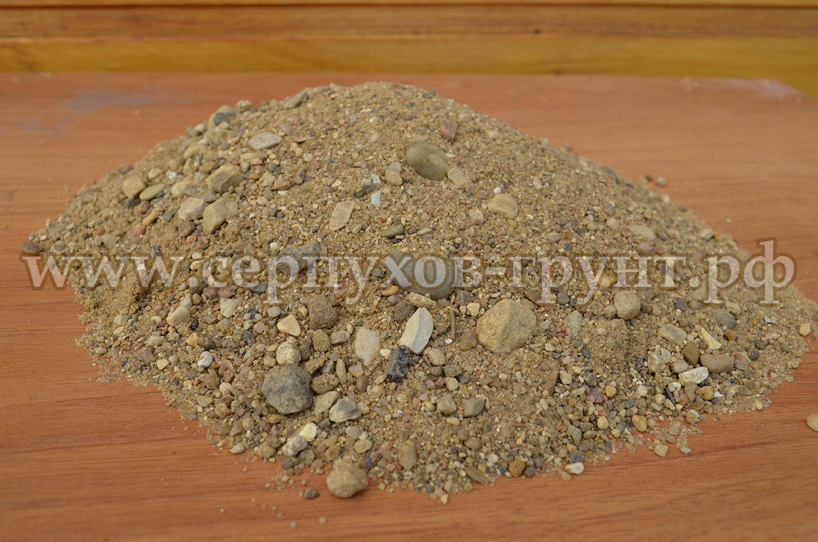Речной песок в Серпуховском районе